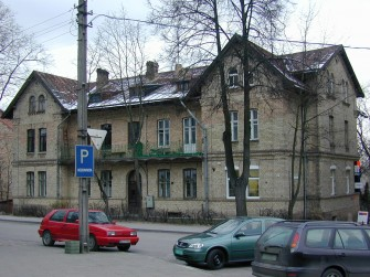 Z. Sierakausko g. 17, Vilniaus m.