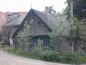 Lentupio g. 17, Vilniaus m.