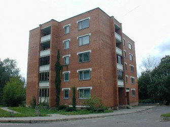 Lentupio g. 8, Vilniaus m.