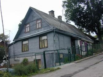 Darbo g. 11, Vilniaus m.