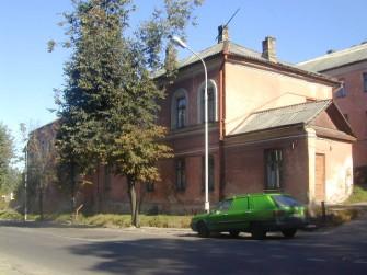 Liepkalnio g. 8, Vilniaus m.