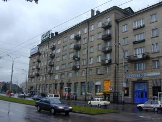 A. Goštauto g. 2, Vilniaus m.