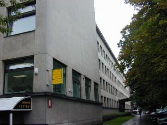 A. Goštauto g. 8, Vilniaus m.