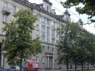 A. Goštauto g. 4, Vilniaus m.