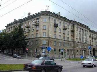 A. Goštauto g. 3, Vilniaus m.