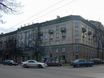 A. Goštauto g. 5, Vilniaus m.