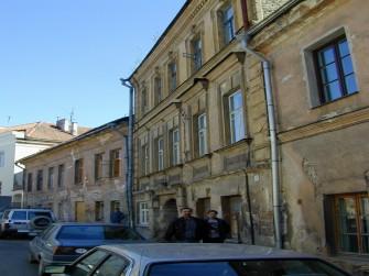 Užupio g. 3, Vilniaus m.
