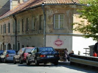 Užupio g. 1, Vilniaus m.