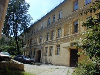 Raugyklos g. 13, Vilniaus m.