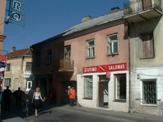 Raugyklos g. 5, Vilniaus m.