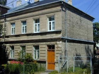 Švenčionių g. 4, Vilniaus m.