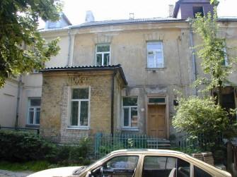 Švenčionių g. 3, Vilniaus m.