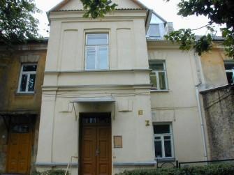 Švenčionių g. 5, Vilniaus m.