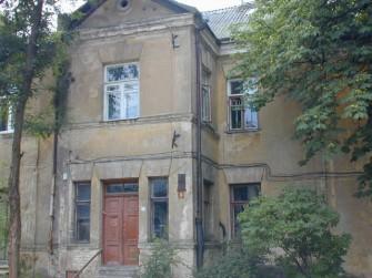 Švenčionių g. 9, Vilniaus m.