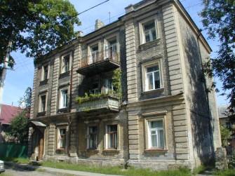 Balstogės g. 6, Vilniaus m.