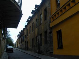 Vingrių g. 3, Vilniaus m.