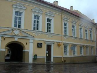 Universiteto g. 2, Vilniaus m.