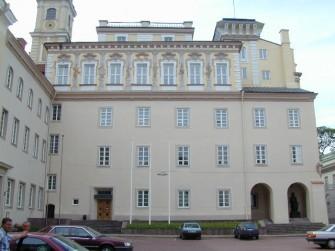 Universiteto g. 3, Vilniaus m.