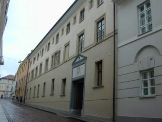 Universiteto g. 6, Vilniaus m.