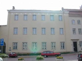 Universiteto g. 5, Vilniaus m.