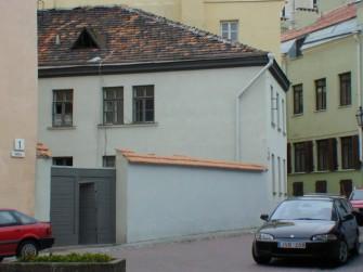 Literatų g. 7, Vilniaus m.