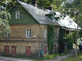 Panevėžio g. 16, Vilniaus m.