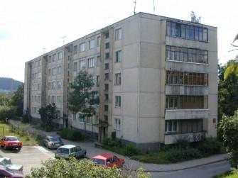 Žirmūnų g. 1, Vilniaus m.