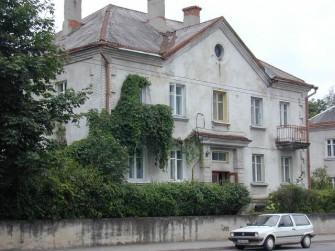 Liubarto g. 12, Vilniaus m.