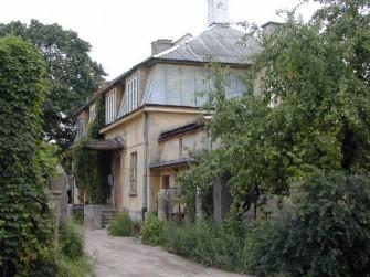 Liubarto g. 1, Vilniaus m.