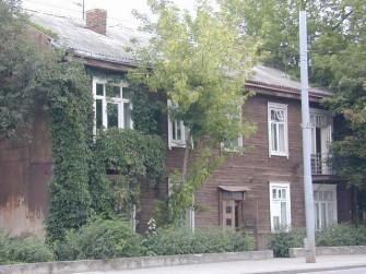 Liubarto g. 11, Vilniaus m.