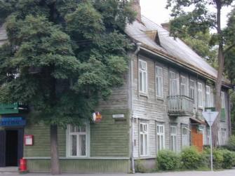 Liubarto g. 9, Vilniaus m.