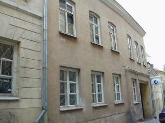 Išganytojo g. 4, Vilniaus m.