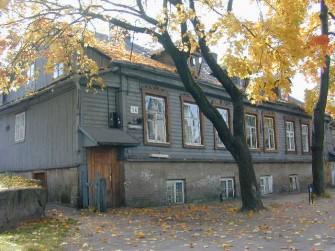 Konduktorių g. 14, Vilniaus m.