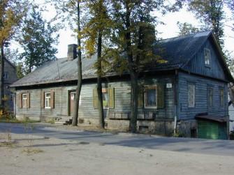 Konduktorių g. 5, Vilniaus m.
