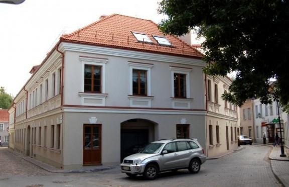 Dysnos g. 7, Vilniaus m.