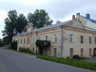 P. Vileišio g. 6, Vilniaus m.