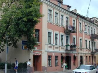 Klaipėdos g. 2A, Vilniaus m.