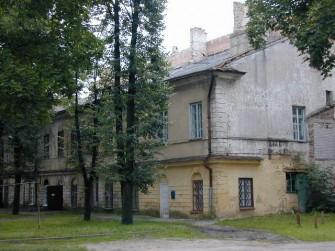 Klaipėdos g. 7, Vilniaus m.