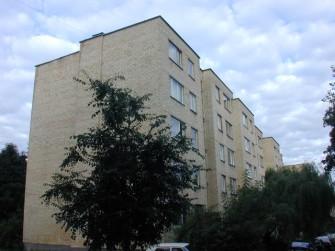 Debesijos g. 1, Vilniaus m.