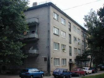 Debesijos g. 2A, Vilniaus m.