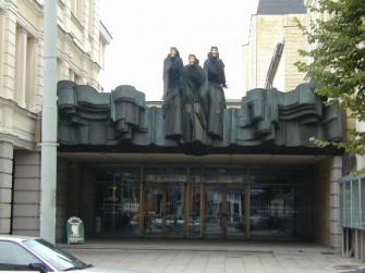 Gedimino pr. 4, Vilniaus m.