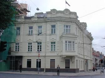 Gedimino pr. 1, Vilniaus m.