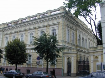 Gedimino pr. 6, Vilniaus m.