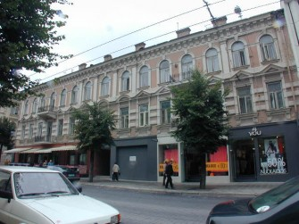 Gedimino pr. 5, Vilniaus m.