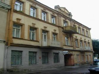 Šiaulių g. 8, Vilniaus m.