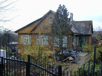 Gluosnių g. 5, Vilniaus m.
