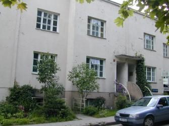 M. Dobužinskio g. 14, Vilniaus m.