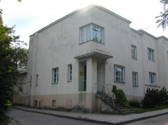 M. Dobužinskio g. 4, Vilniaus m.