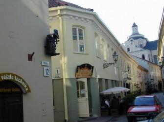 Stiklių g. 14, Vilniaus m.