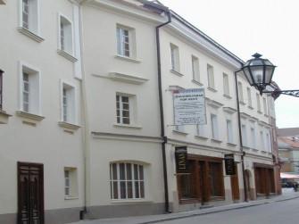 Stiklių g. 3, Vilniaus m.